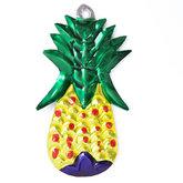 figuur van blik ananas