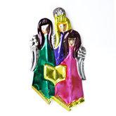 figuur van blik engelen drie