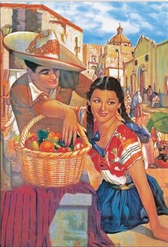 valentijnskaart amor mercado