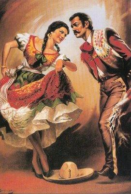 valentijnskaart hoedendans