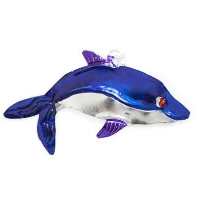 figuur van blik dolfijn