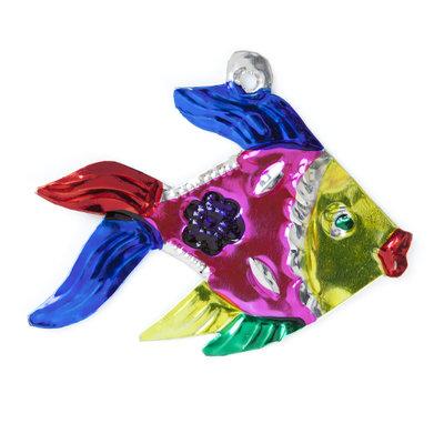 figuur van blik vis jolly