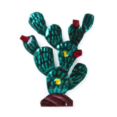 magneetje van blik cactus