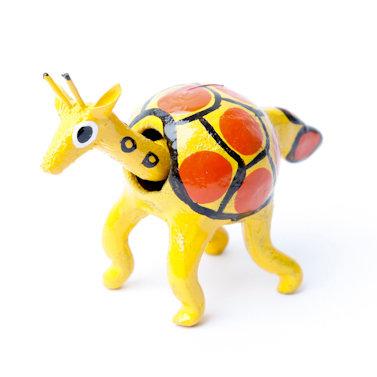 wiebelbeestje giraffe