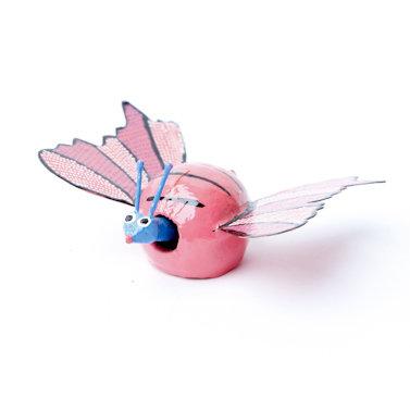 wiebelbeestje vlinder
