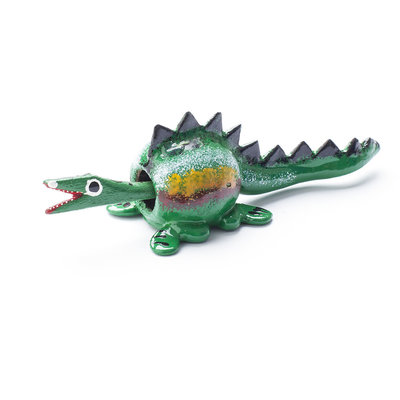 wiebelbeestje krokodil