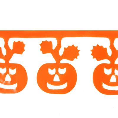 slinger halloween pompoen
