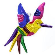 figuur van blik kolibri