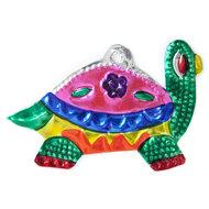 figuur van blik schildpad