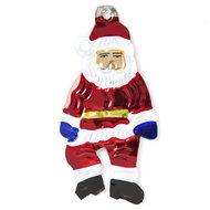 figuur van blik kerstman