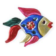 magneetje van blik vis